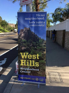 West Hills Neighborhood Council